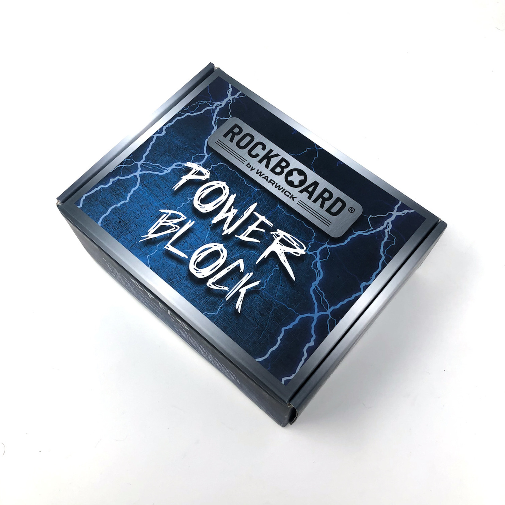 Rockboard RockBoard Power Block power supply for multiple effects pedals (8x 9v 150mA   2x 18v 400 mA)
