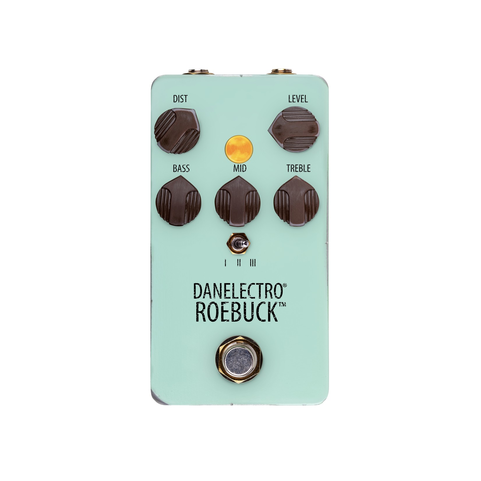Danelectro Danelectro Roebuck Distortion (Recreation of 1990's Ibanez Mostortion) - New for 2020, In Stock Now