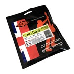 Rotosound Rotosound RS55LD Solo Bass 55, Stainless Steel Pressure Wound, Custom Bass Guitar Strings