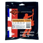 Rotosound Rotosound Swing Bass 5 String (45-130) Stainless Steel Roundwound, Extra-Long (RS665EL)