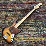 Sadowsky Sadowsky MetroLine 21-Fret Vintage J/J 4-String Bass - Swamp Ash, '59 Burst, Made in Germany (2020)