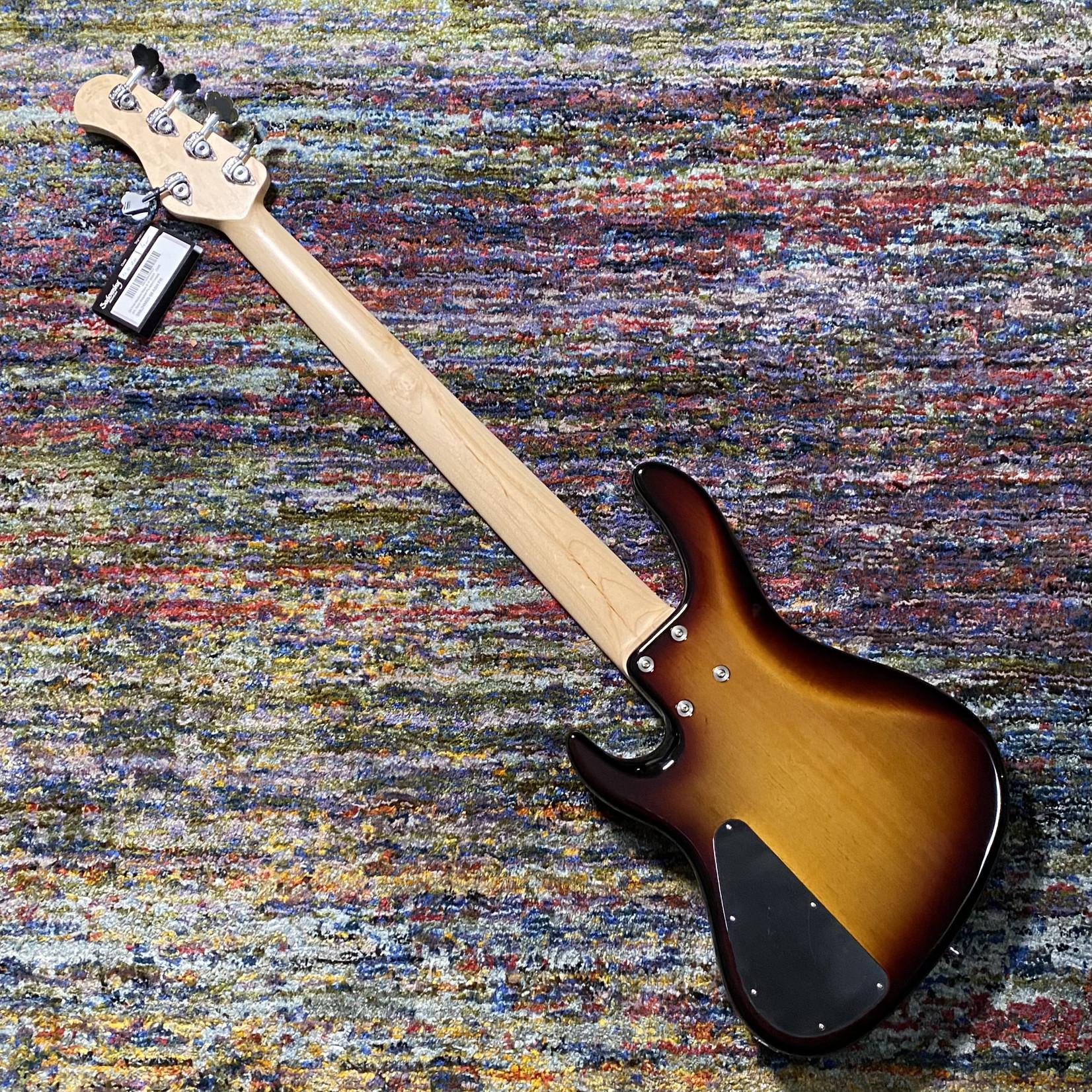 Sadowsky Sadowsky MetroLine 24-Fret Modern 5-String Bass, Swamp Ash, '59 Burst Transp., Made in Germany, 2020