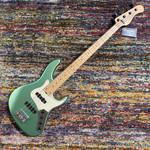 Sadowsky Sadowsky MetroLine 24 Fret Vintage J-Bass, 4 String, Sage Green Metallic Satin, Ash, Germany 2020