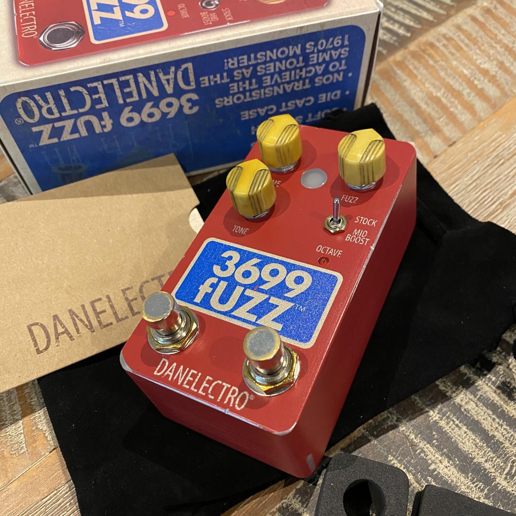 Danelectro Danelectro 3699 fUZZ - 2020 Reissue of the classic fOXX Tone Machine!
