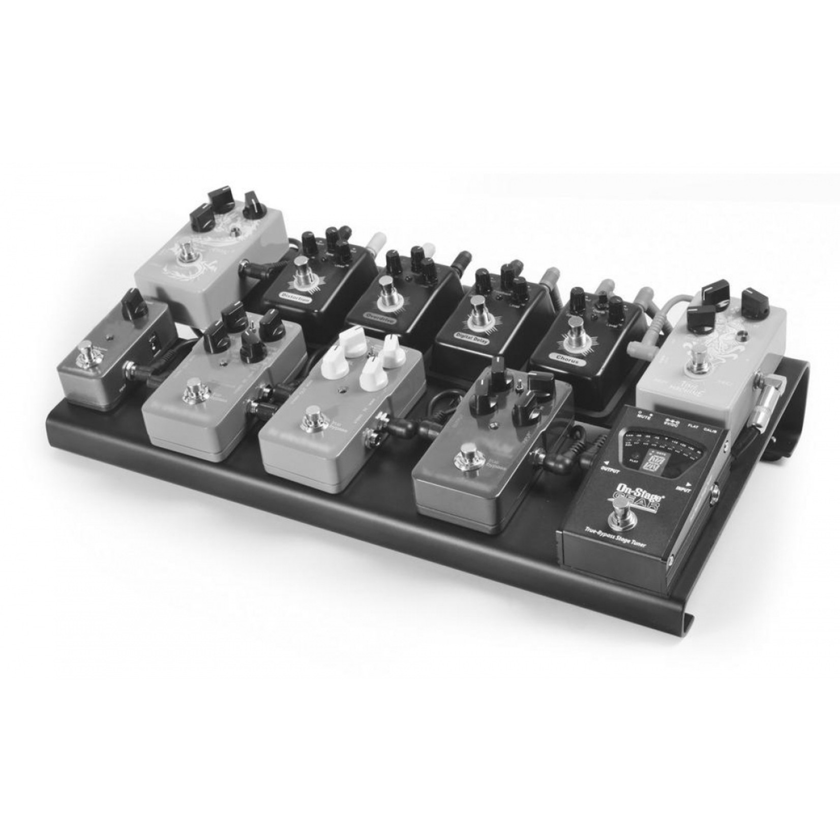 On-Stage On-Stage GPB3000 Pedal Board with Gig Bag