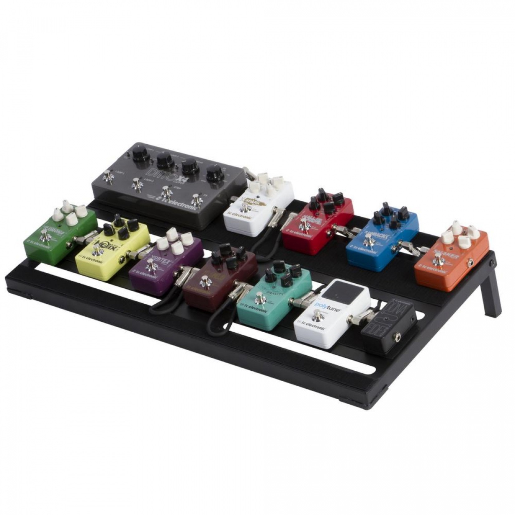 On-Stage On-Stage GPB4000 Guitar/Keyboard Pedal Board