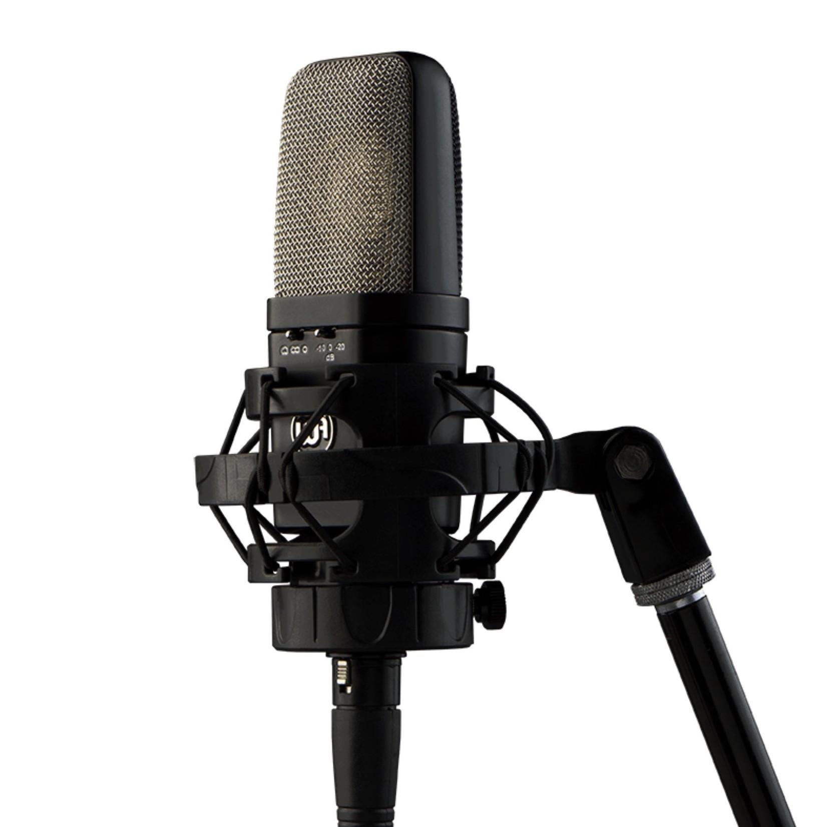 Warm Audio Warm Audio WA-14 Condenser Microphone, Multipattern, Brass Capsule