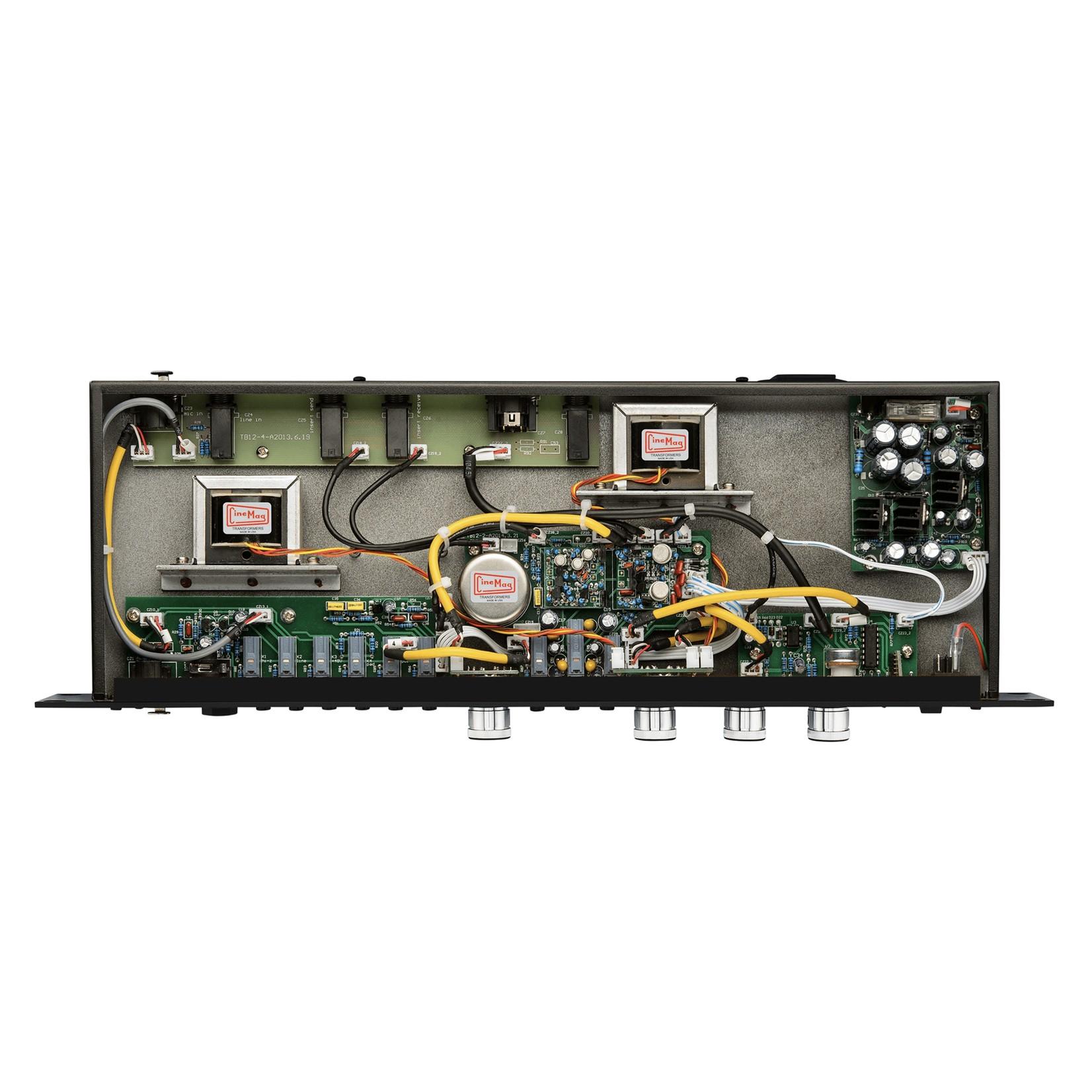 "Warm Audio Warm Audio TB12 Black ""Tone Beast"" Tone Shaping Mic Preamp"