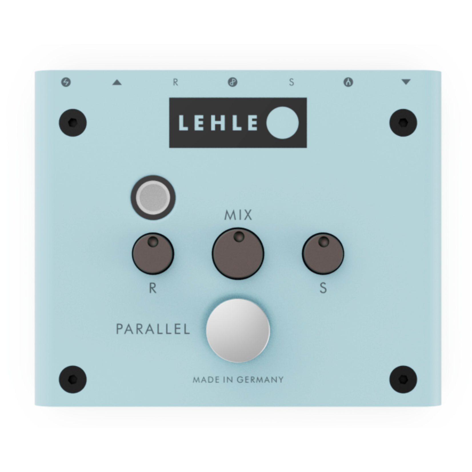 Lehle Lehle Parallel SW II - True Bypass Parallel Effects Looper and Stereo Mixer