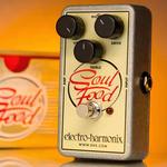 Electro-Harmonix Electro-Harmonix Soul Food Transparent Distortion /  Fuzz / Overdrive
