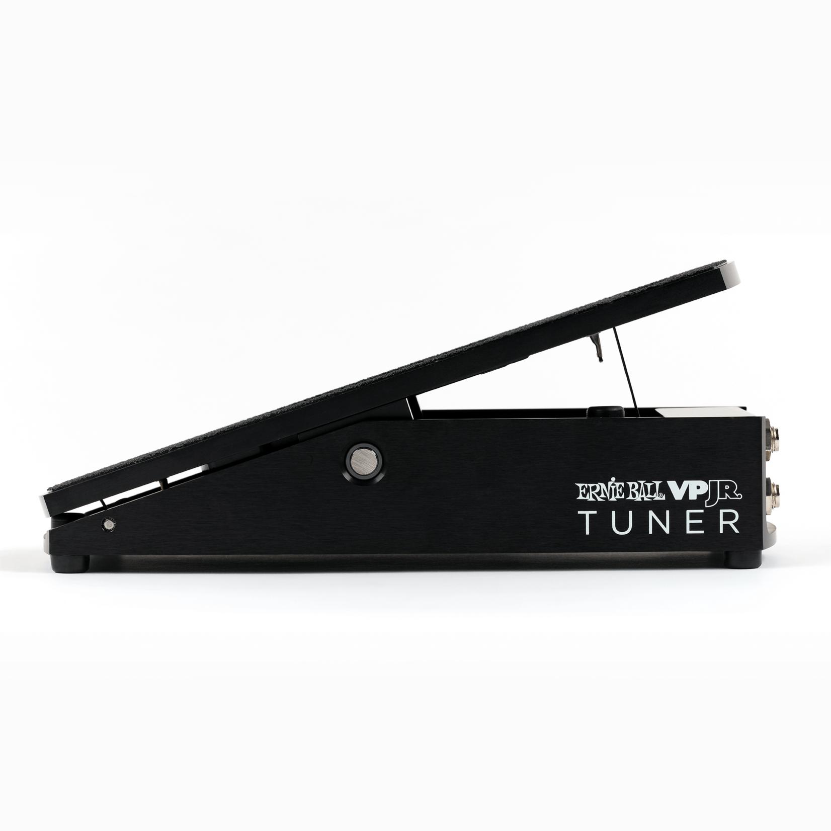 Ernie Ball Ernie Ball VPJR Tuner - Black (Volume and Tuner Pedal in One!)