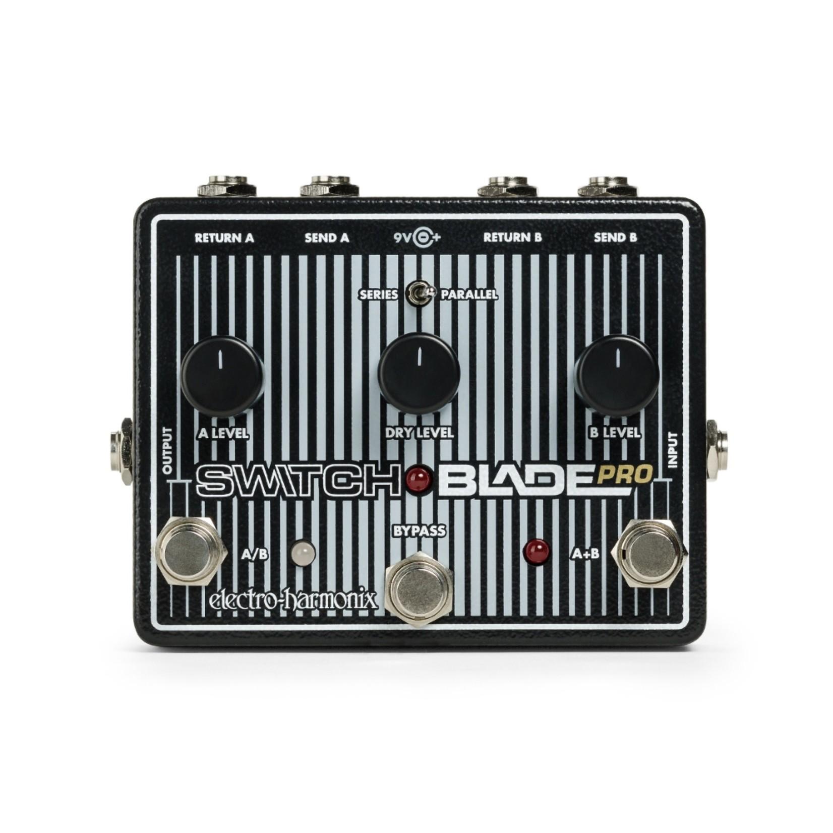 Electro-Harmonix Electro-Harmonix Switchblade Pro Deluxe Switcher