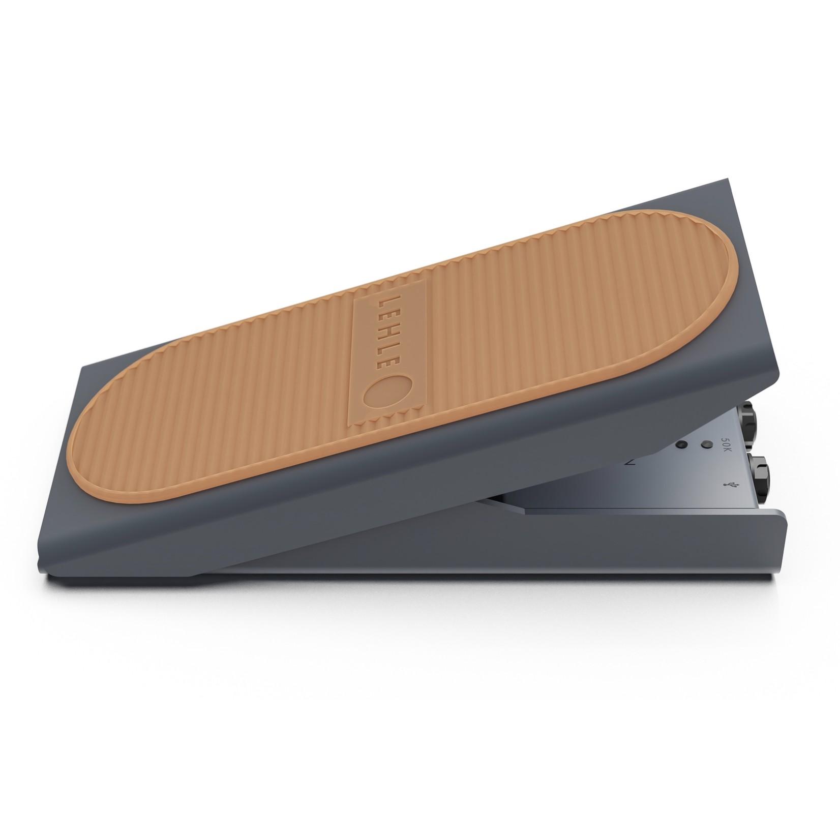 Lehle Lehle Dual Expression Pedal (2 outputs, magnetic sensor, MIDI!)