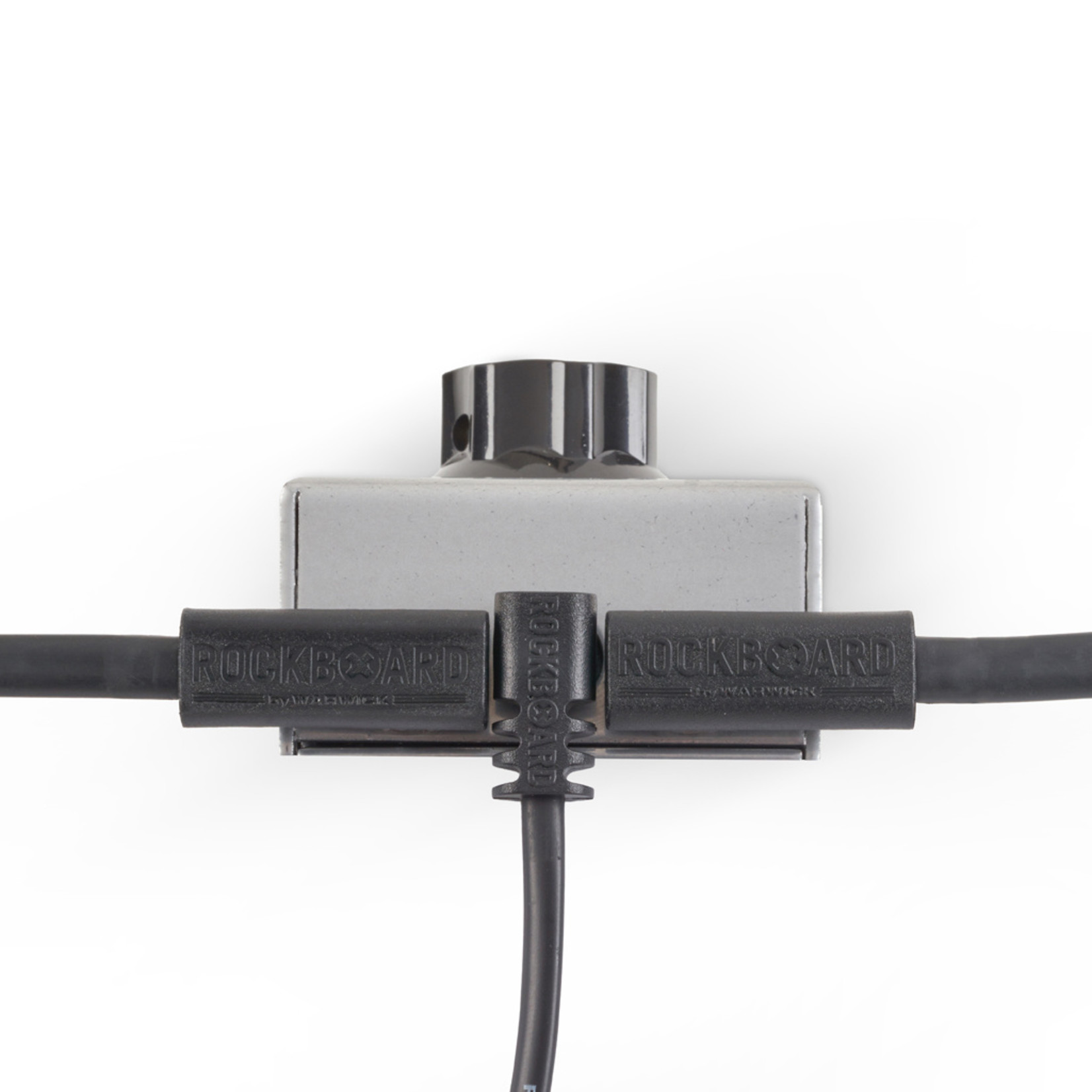 "Rockboard RockBoard Flat Power Cable - Angled/Straight - 30 cm / 11 13/16"""
