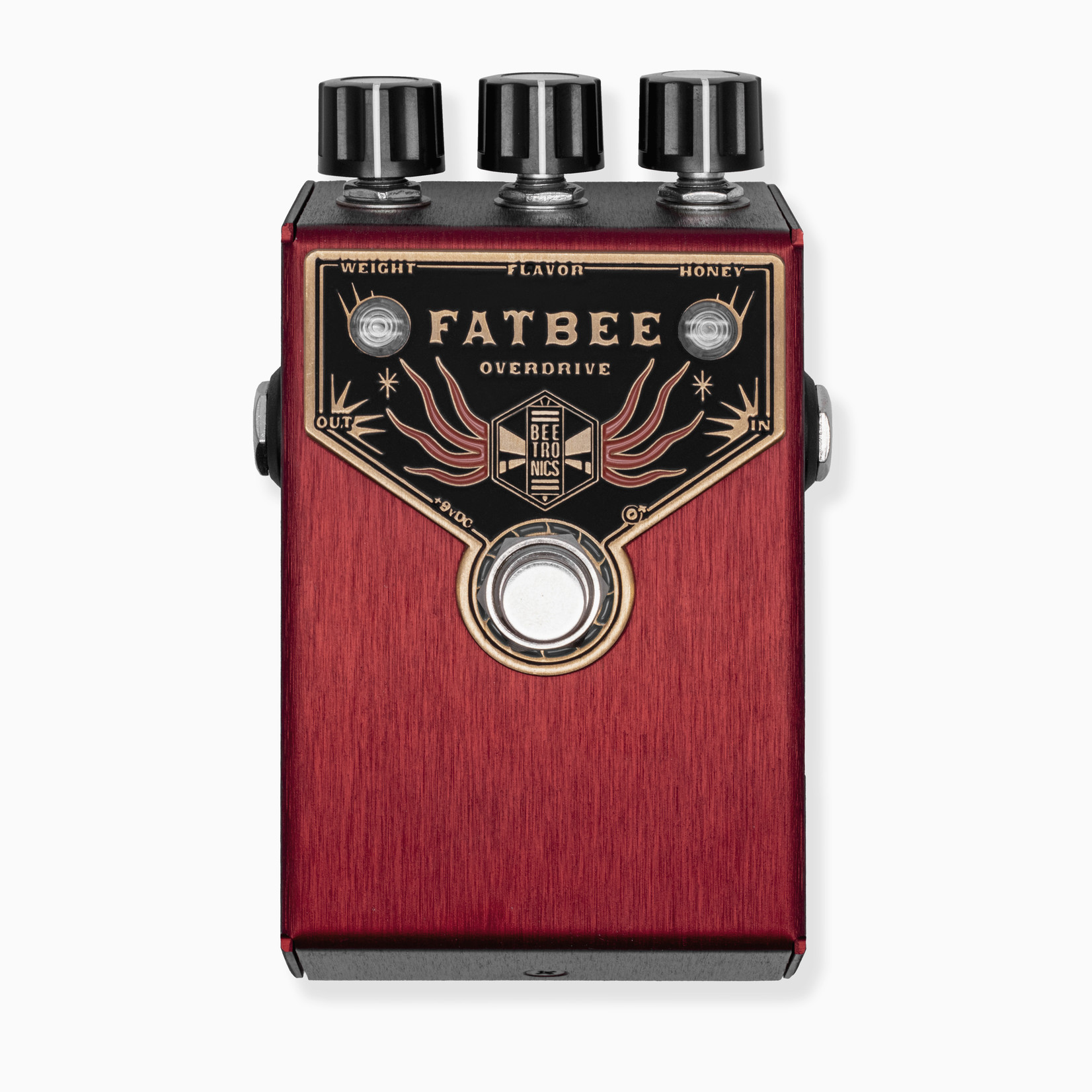 Beetronics Beetronics Fatbee Overdrive (Babee Series), Red