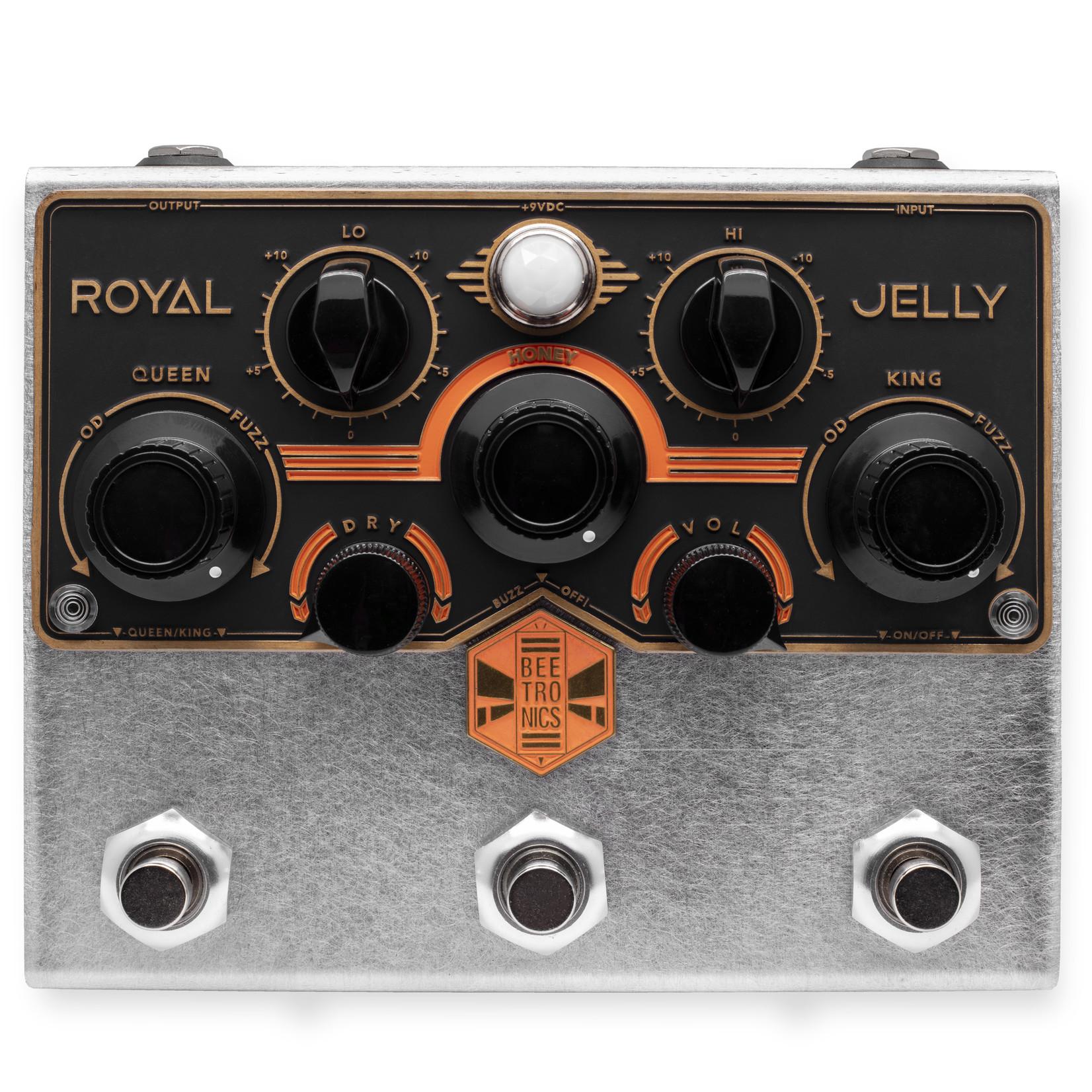 Beetronics Beetronics Royal Jelly - Overdrive/Fuzz Blender