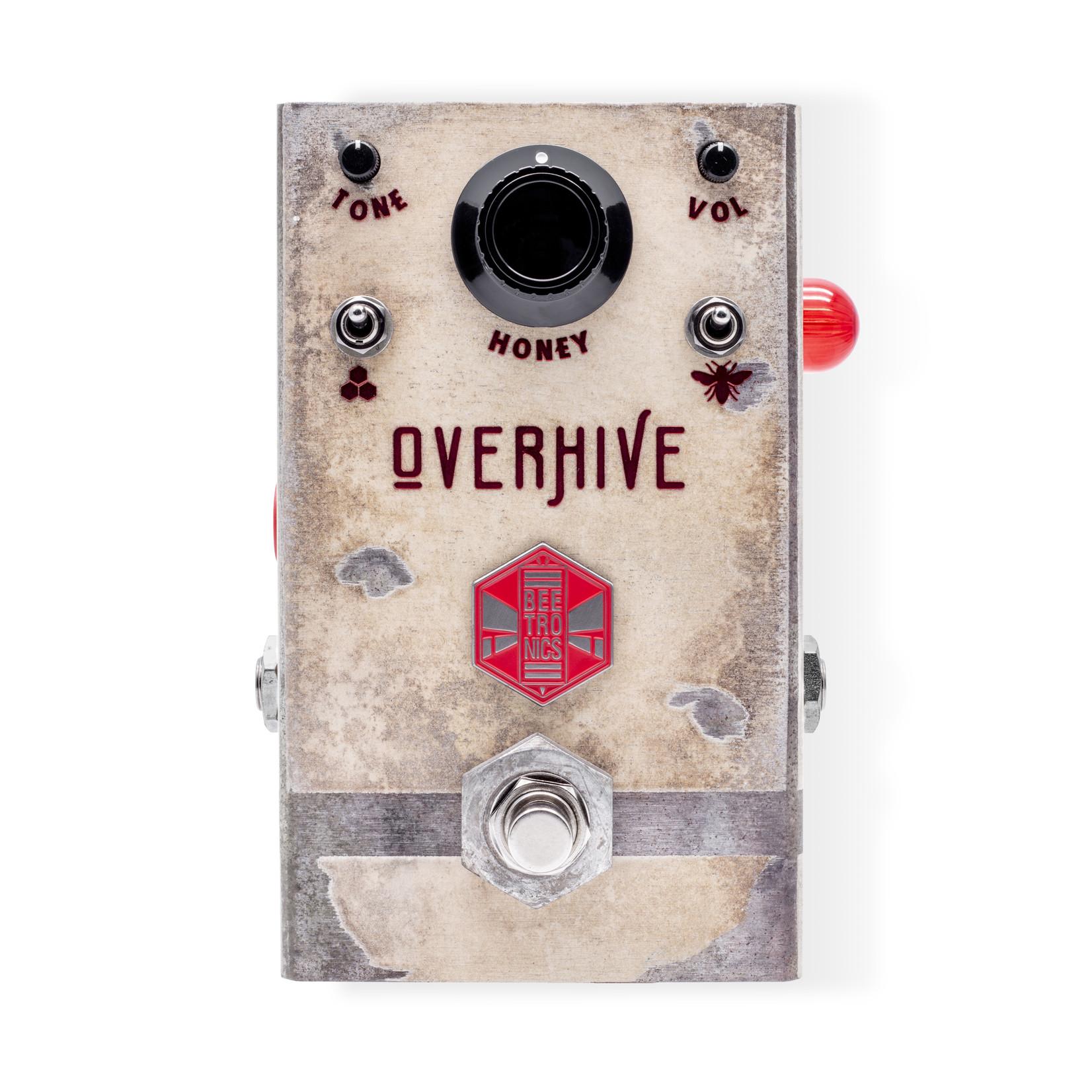 Beetronics Beetronics Overhive - Sweet Medium Gain Overdrive