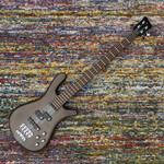 Warwick Warwick Team Built Streamer Stage I, 4-String Bass- Nirvana Black Transparent Satin