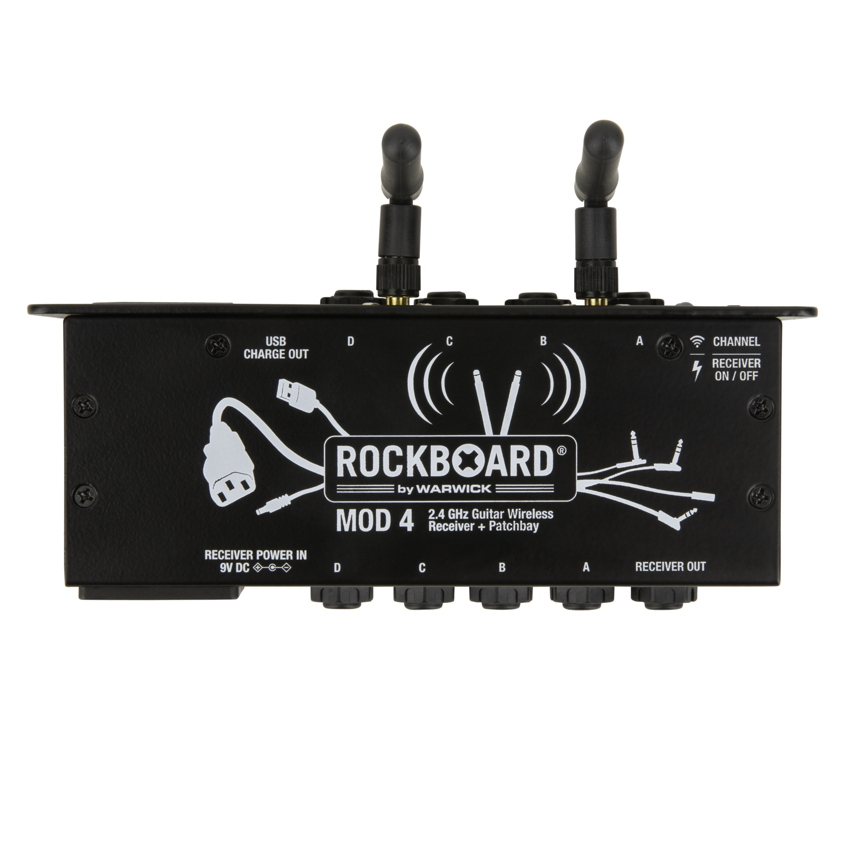 Rockboard Rockboard MOD 4 (MOD4), Wireless System  (with XVive U2 transmitter)