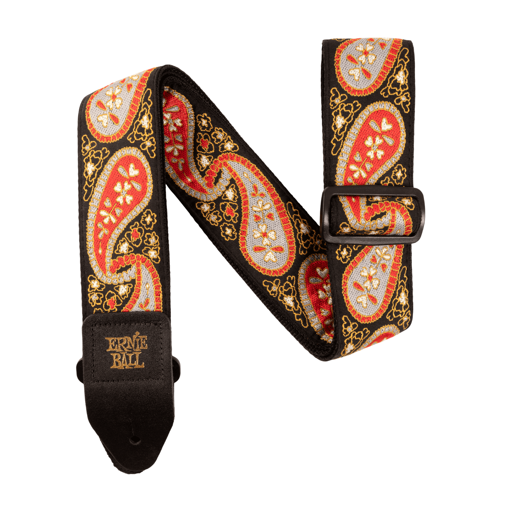 Ernie Ball Ernie Ball Midnight Paisley Jacquard Guitar Strap