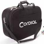 Cordial Cables Cordial Cables Multi-Pair Snakes & Stage Box Carrying Case, Essential Series - Accommodates Up to 100-Foot Snake