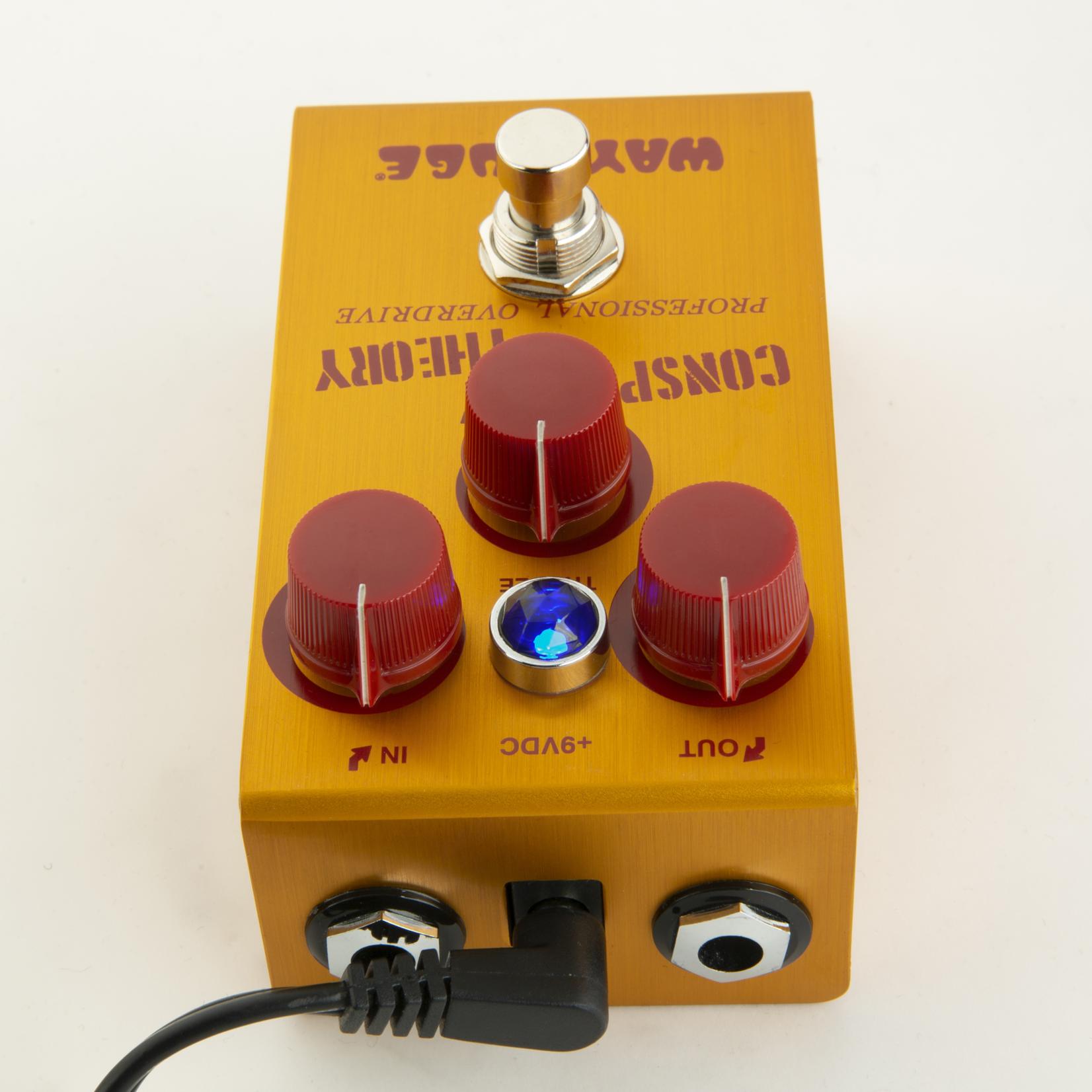 """Rockboard Rockboard LED Damper """"Jewel"""" Small, inside Diameter 8 mm (5 pcs.)"""