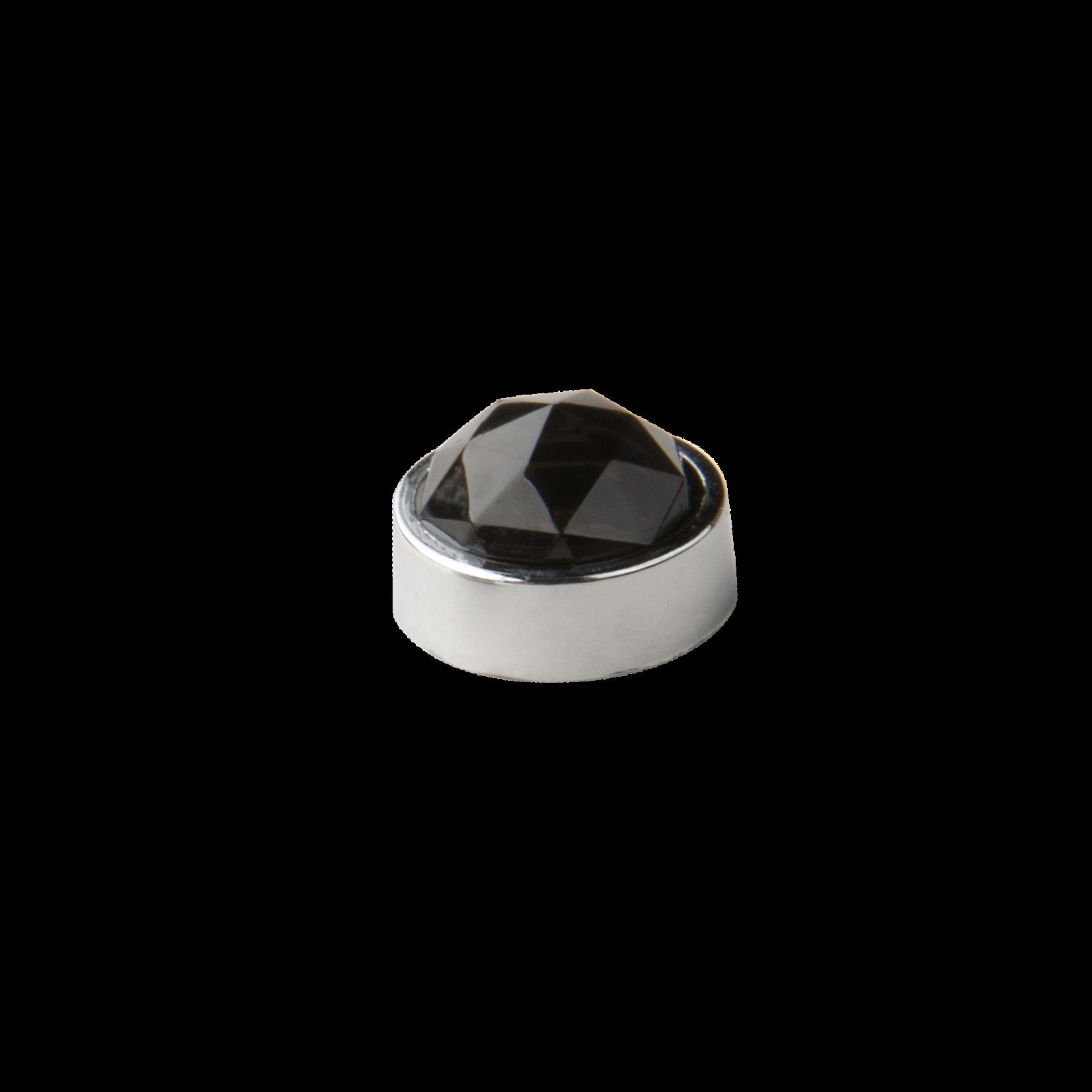 """Rockboard Rockboard LED Damper """"Jewel"""" Large, inside Diameter 10.50 mm (5 pcs.)"""
