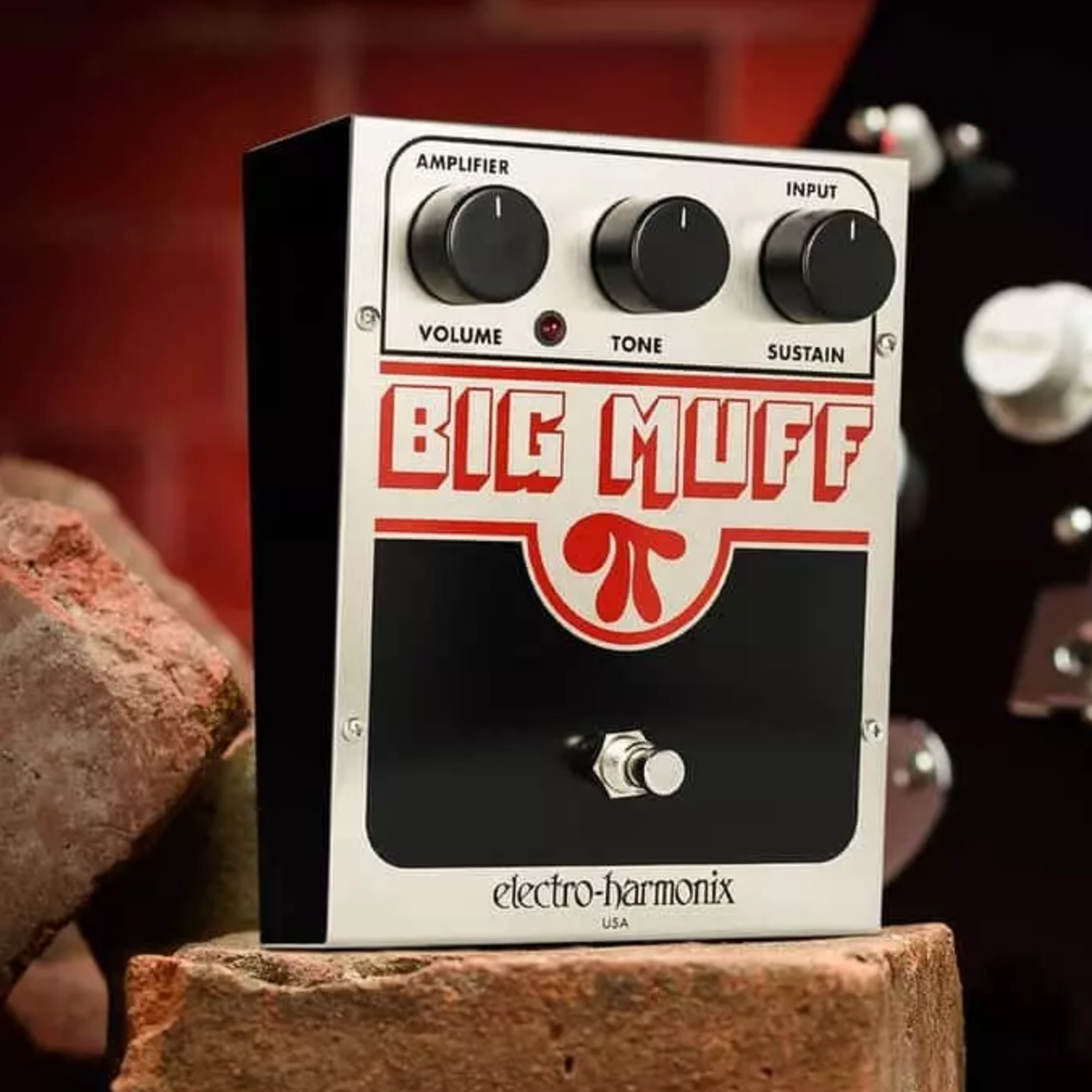 Electro-Harmonix Electro-Harmonix Big Muff Pi Distortion & Sustainer (USA)