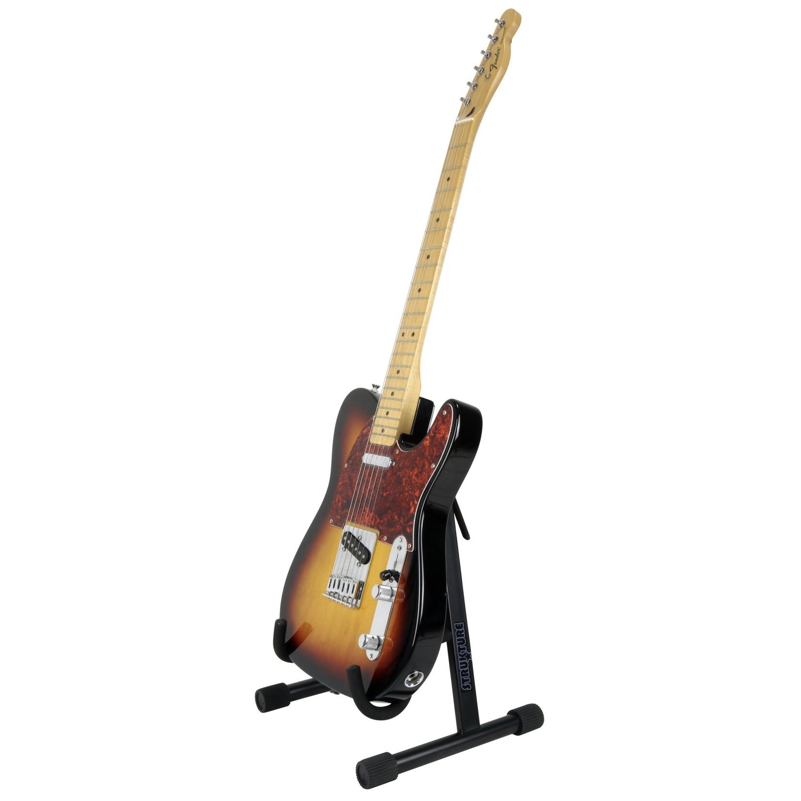 Strukture Strukture A Frame Electric Guitar Stand, Black