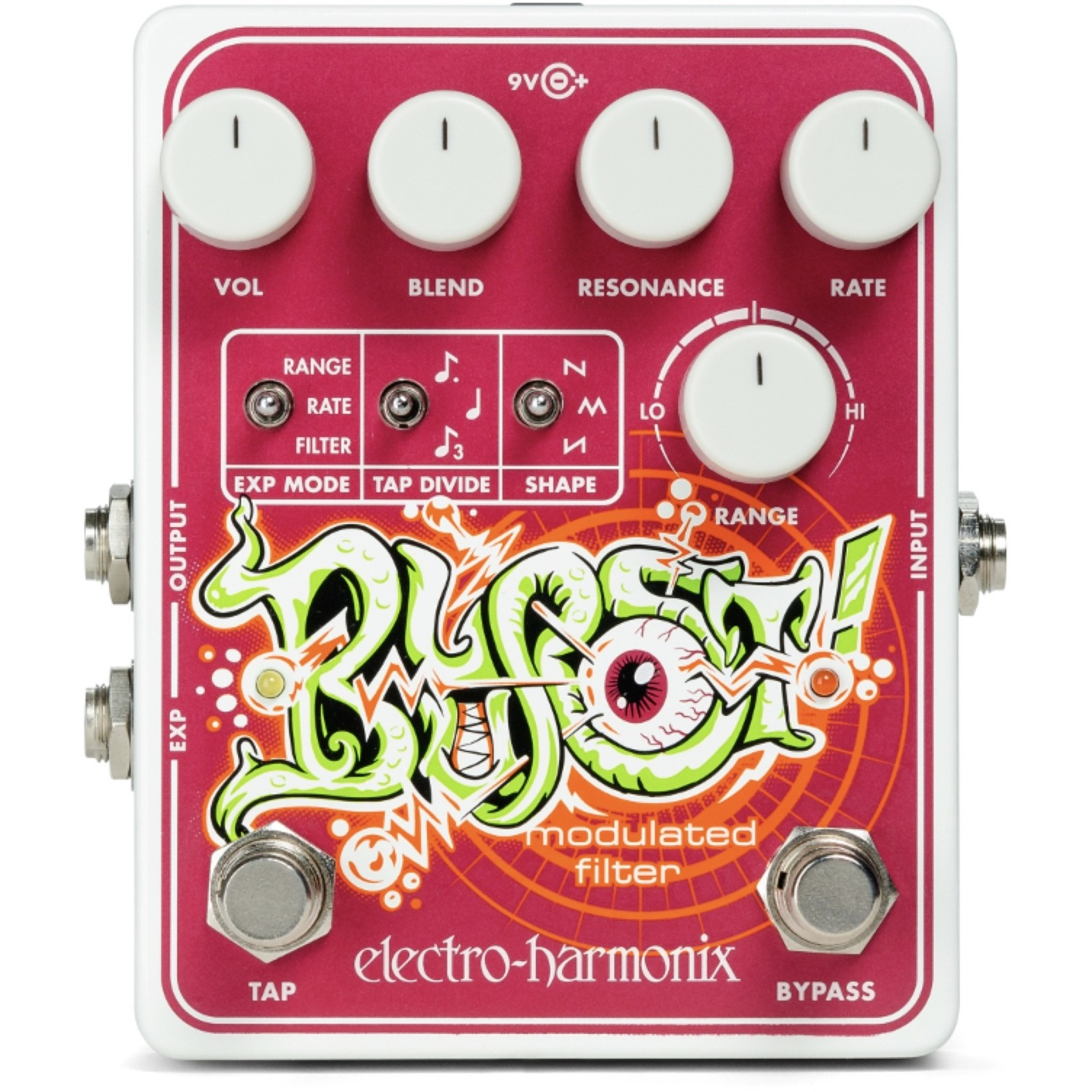 Electro-Harmonix Electro-Harmonix Blurst! Modulated Filter