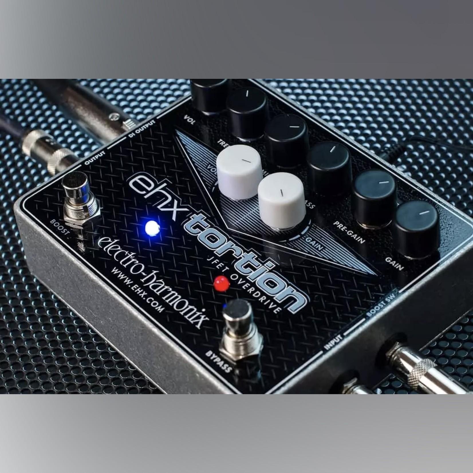 Electro-Harmonix Electro-Harmonix Ehxtortion JFET Overdrive