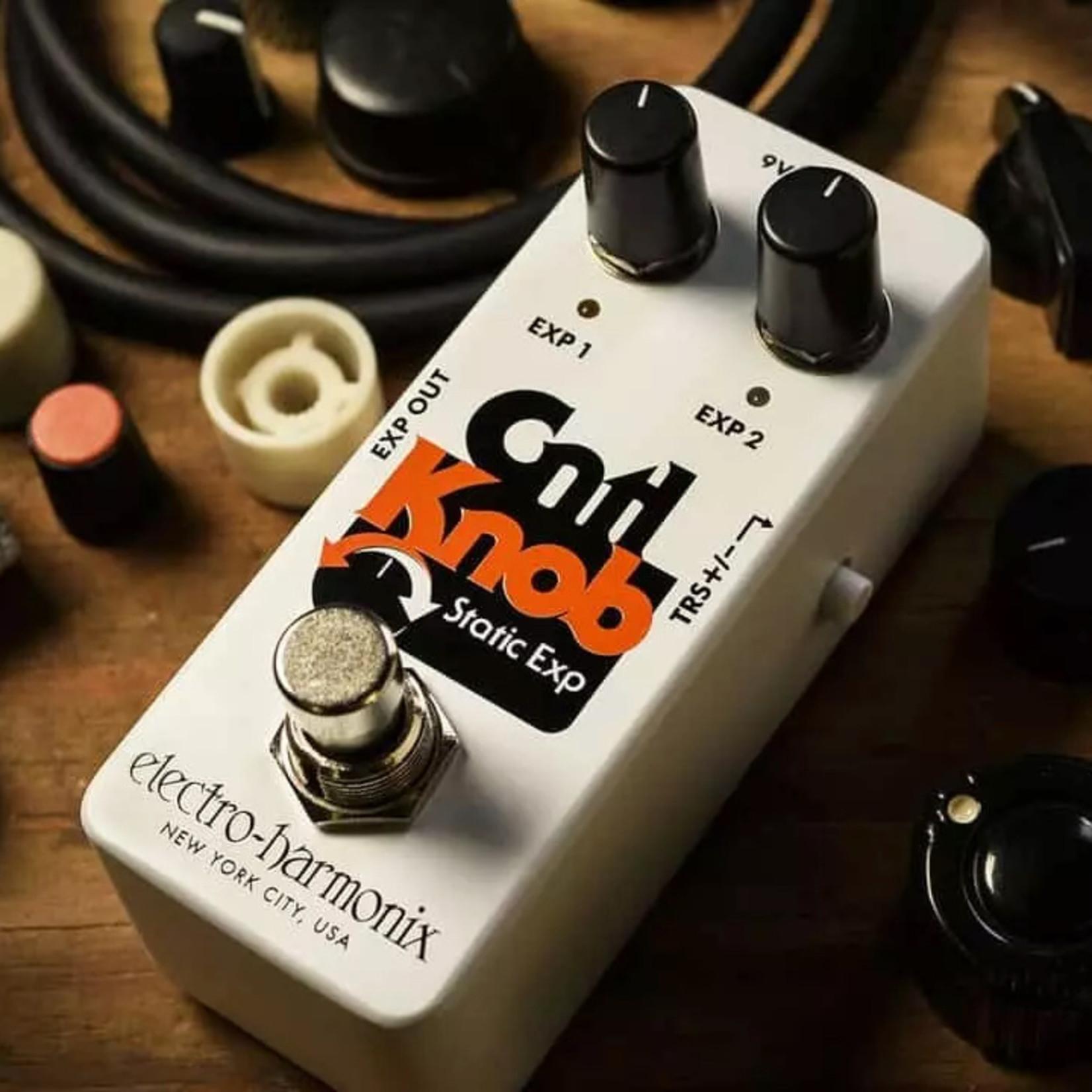 Electro-Harmonix Electro-Harmonix Cntl Knob Static Expression Pedal