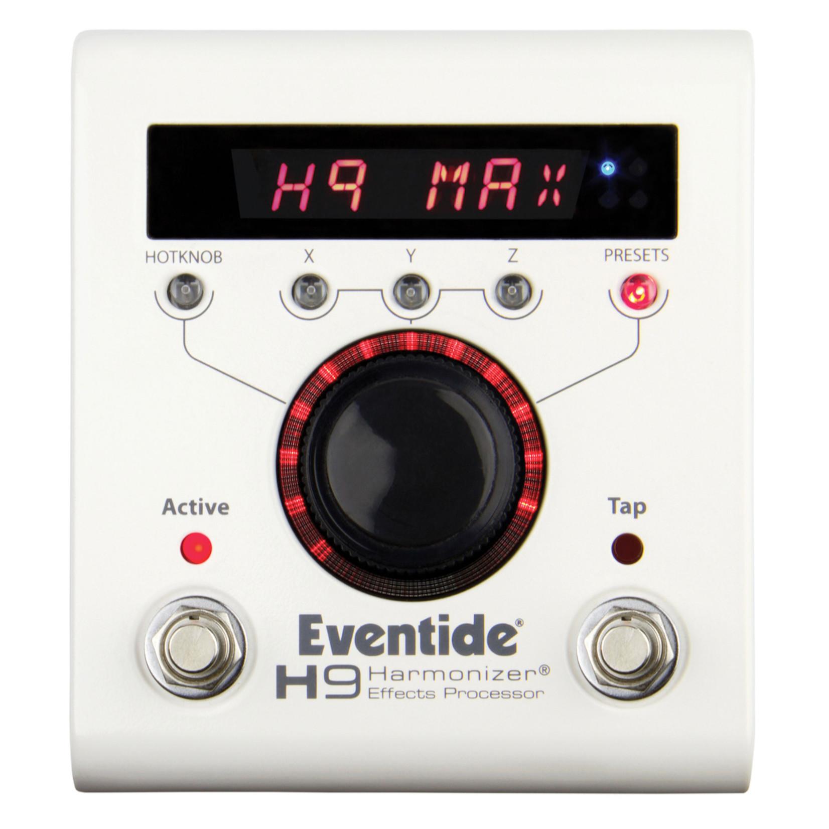 Eventide Eventide H9 MAX Harmonizer Effects Processor with Wireless Control