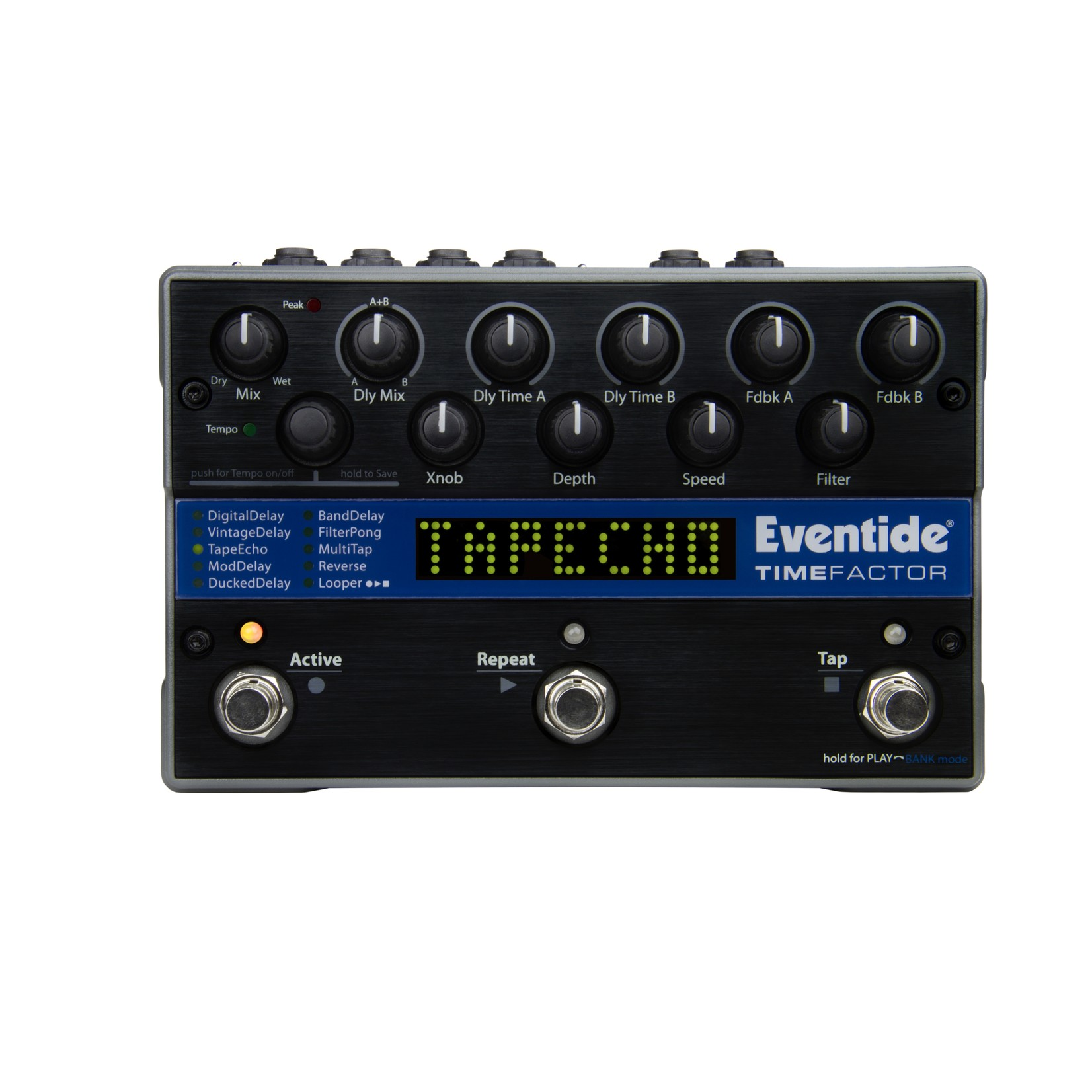 Eventide Eventide TimeFactor Dual-Delay Pedal with Looper