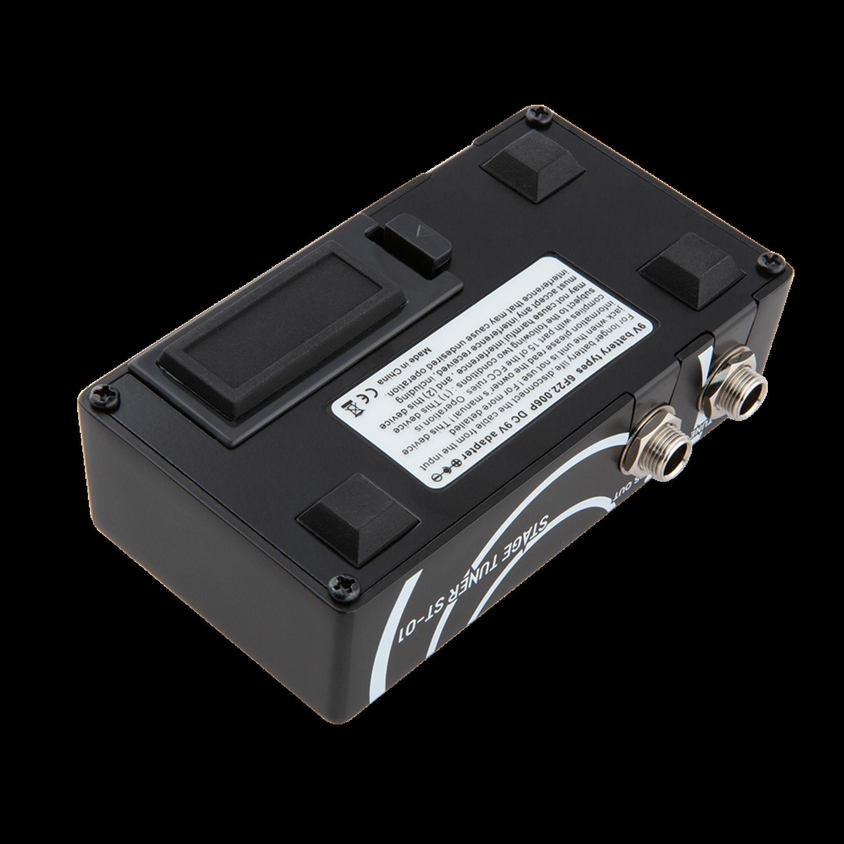 Rockboard RockBoard  StageTuner ST-01 Chromatic Pedal Tuner