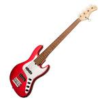 Sadowsky Sadowsky (RSD) MetroExpress 21-Fret J/J 5-String Bass, Candy Red Apple Metallic High Polish, Morado Fingerboard
