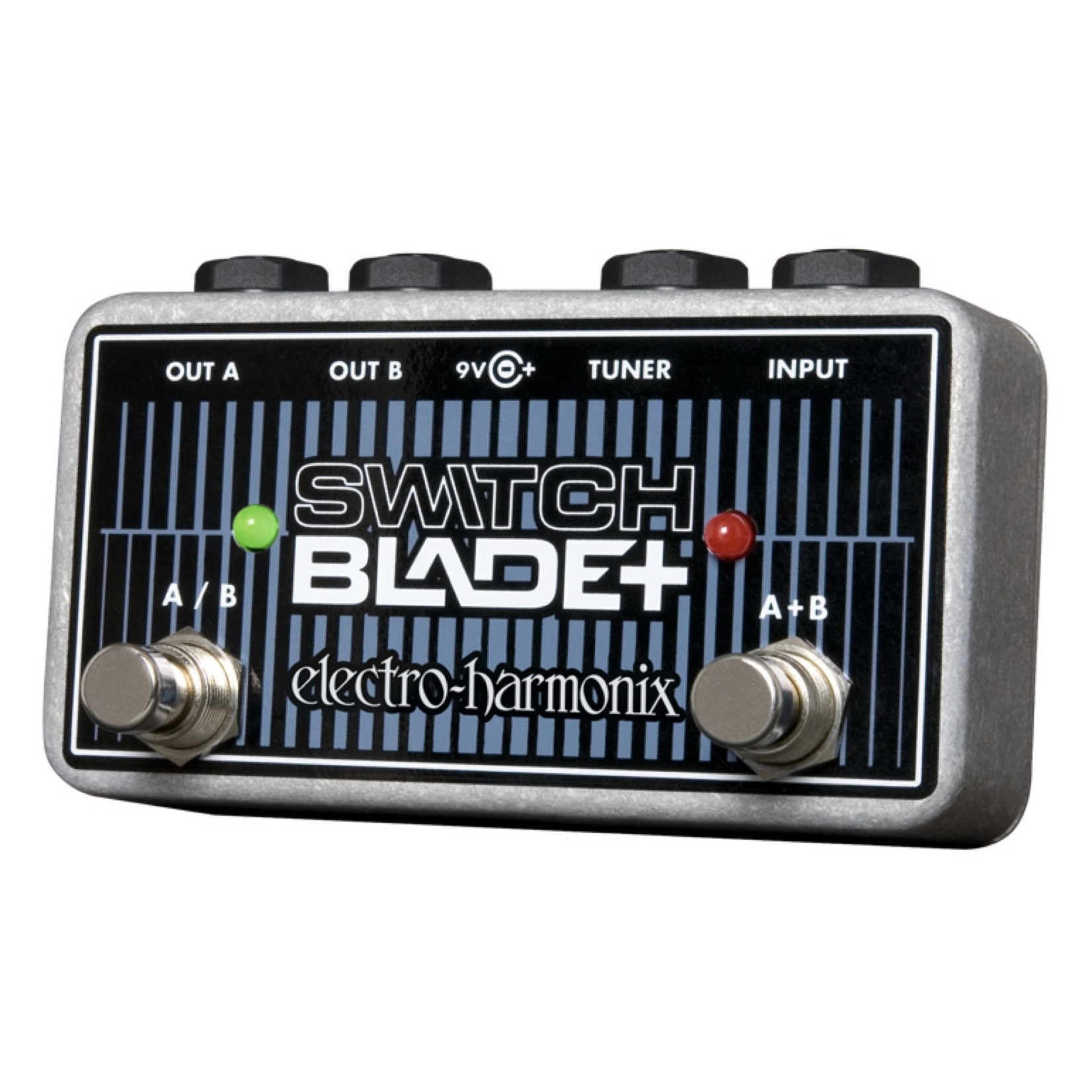Electro-Harmonix Electro-Harmonix Switchblade+ Channel Selector (A/B or A+B Switcher)