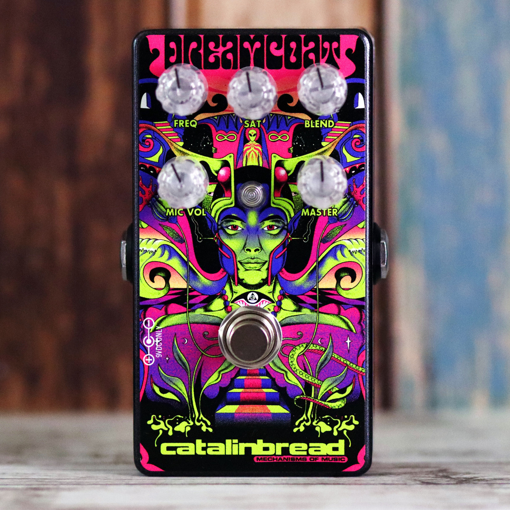 Catalinbread Catalinbread Dreamcoat - 60s-70s Blackmore-Inspired Tone (recreation of Aiwa TP-1011 preamp)