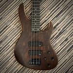 Sadowsky Sadowsky MetroLine 2021 LTD 4 String, 24-Fret Modern Bass, Natural Transparent Satin (61/100, 7.7 lbs!)