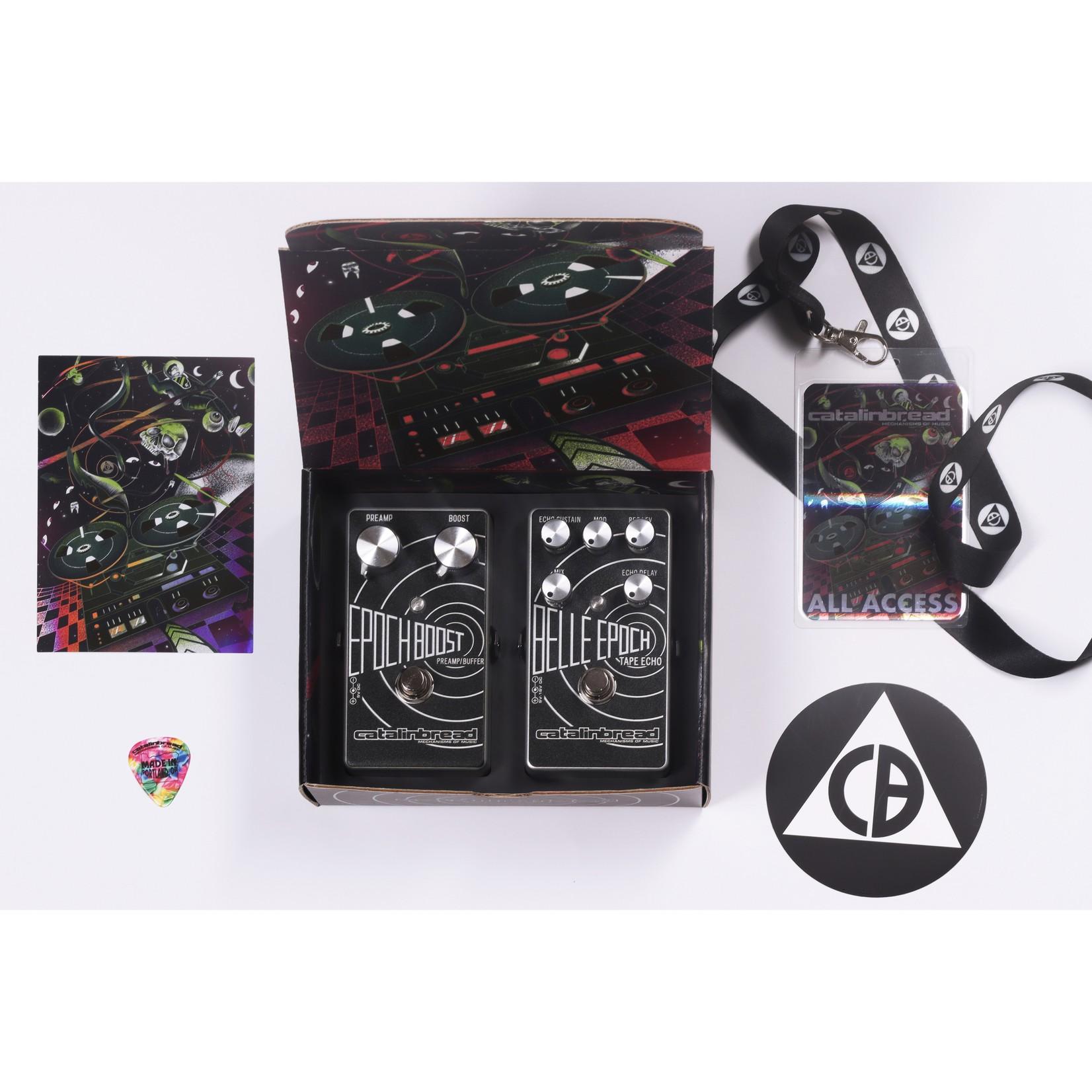 Catalinbread Catalinbread Limited Edition Epoch Box Set (Epoch Boost  Preamp/Buffer + new look Belle Epoch Tape Echo)