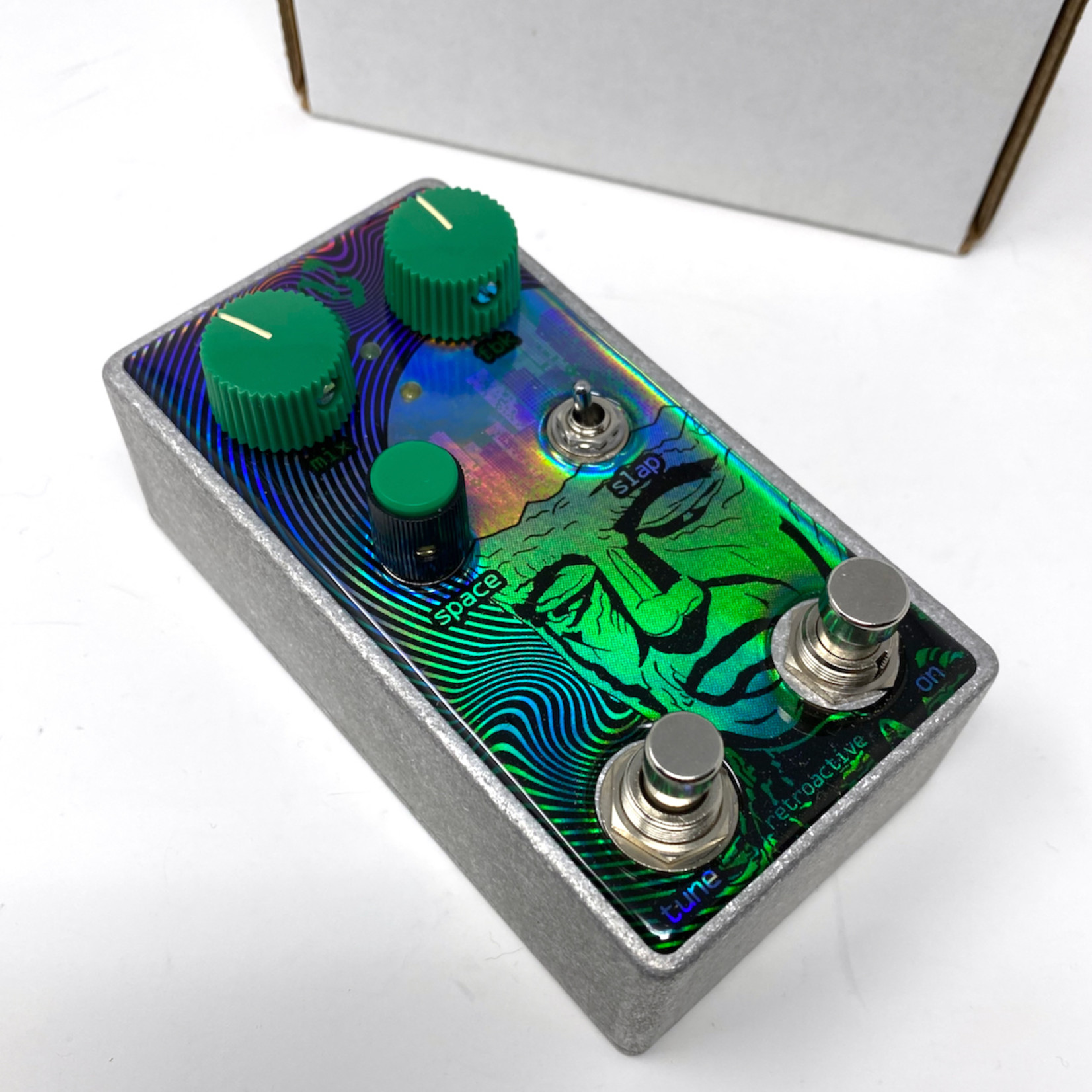 Retroactive Pedals Retroactive Pedals Diving Bell Delay/Echo Machine (Latest Version)