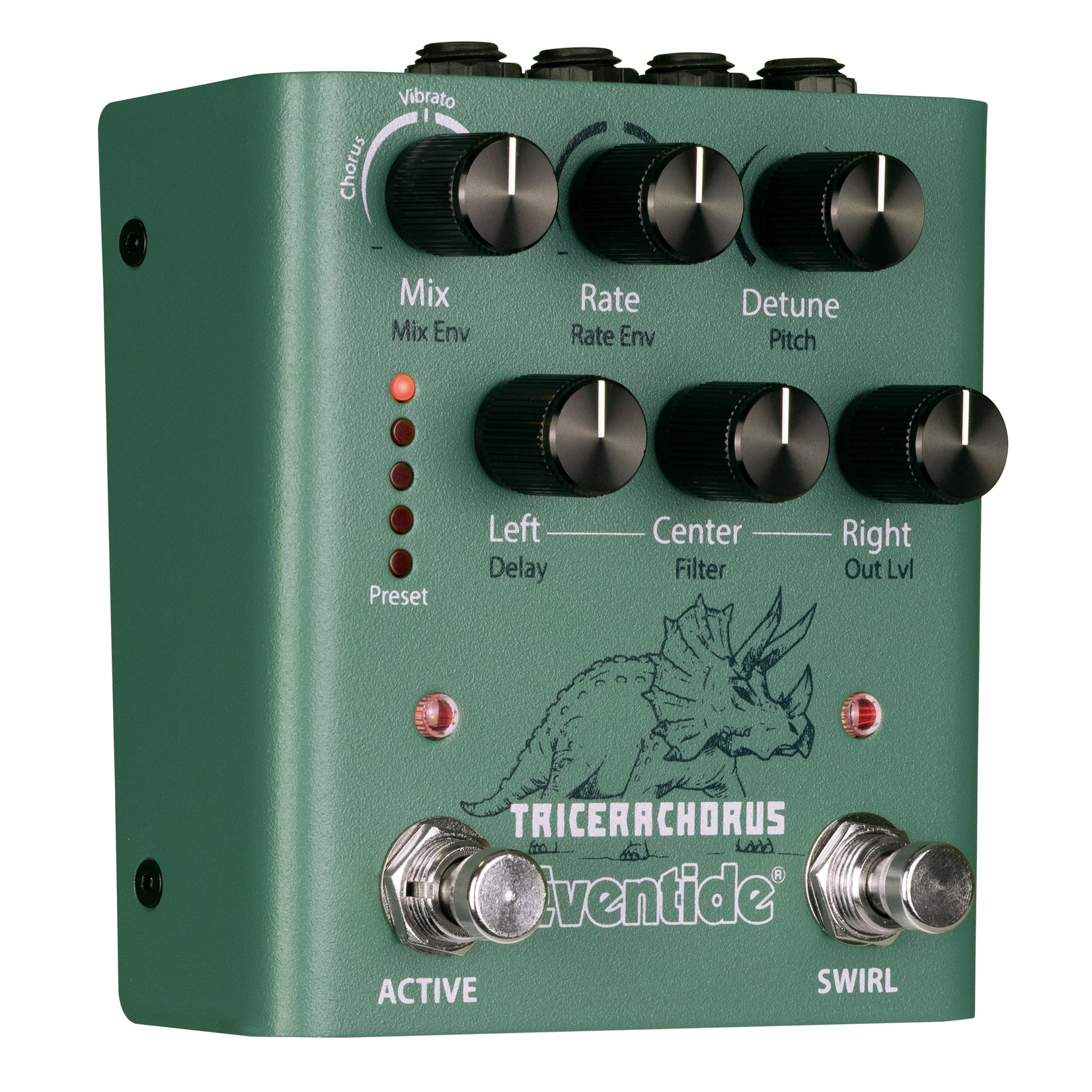 Eventide Eventide TriceraChorus Pedal - In Stock, Shipping Now!