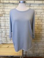 Maple Sage Maple Sage Cool Grey Sweatshirt