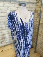 Bluivy Bamboo Tie Dye Maxi Dress