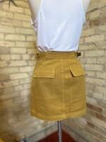 Blu Pepper Mini Skirt W/ Pockets