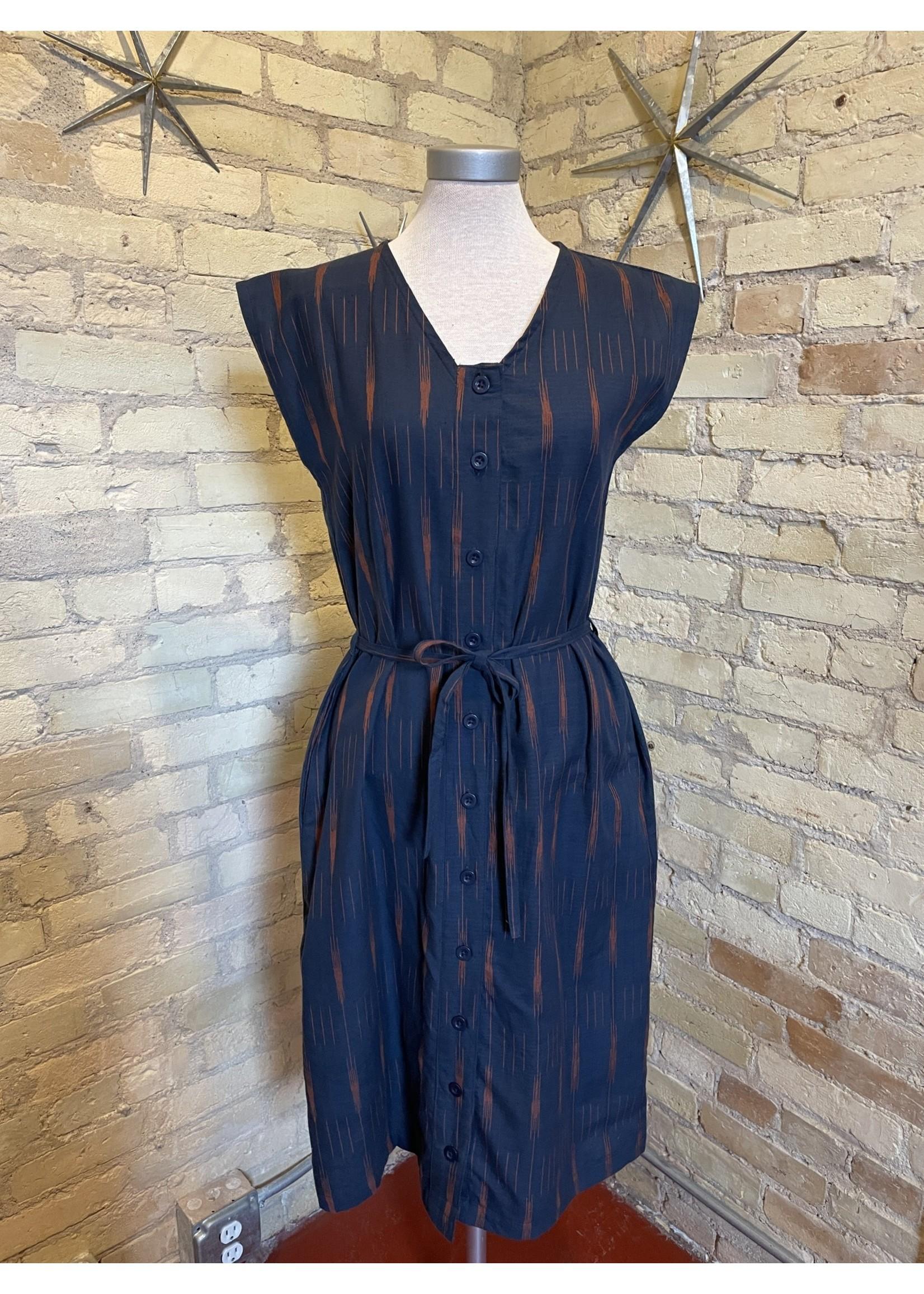 Passion Lilie Lerory Button Dress