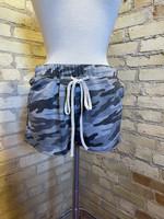 Maple Sage Camo Shorts