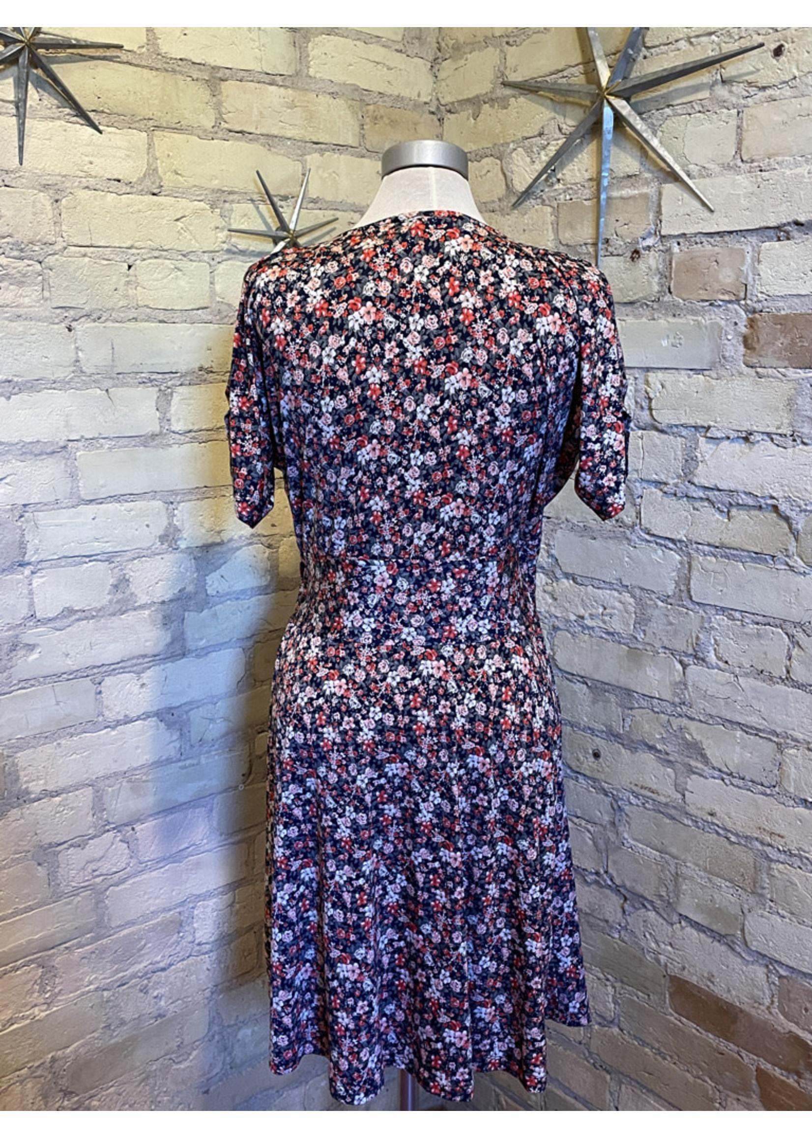 By Tavi Wrap Dress