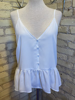 Wishlist Button Front Cami Top