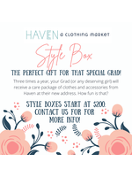 Haven Style Box $500